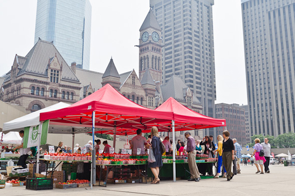 Nathan Phillip Farmers Market